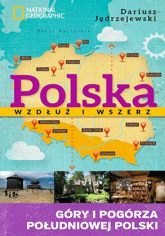 Okładka książki Polska wzdłuż i wszerz 3. Góry
