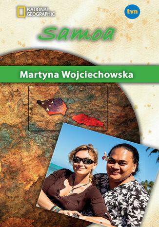 Okładka książki Samoa. Kobieta na krańcu świata