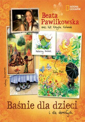 Okładka książki Baśnie dla dzieci