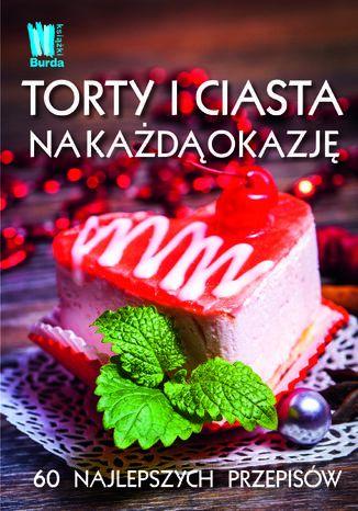 Okładka książki/ebooka Torty i ciasta na każda okazję