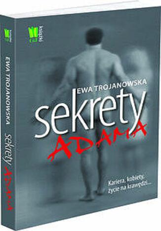 Okładka książki Sekrety Adama