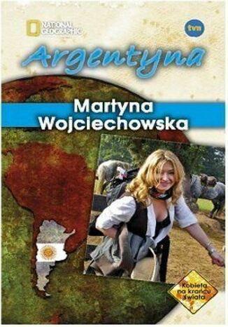 Okładka książki Kobieta na krańcu świata. Argentyna