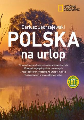 Okładka książki Polska na urlop