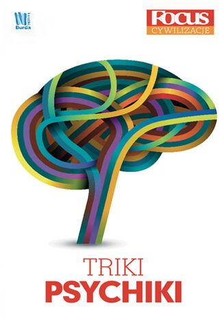 Okładka książki/ebooka Triki psychiki