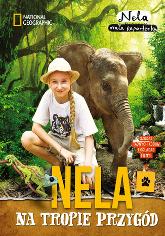 Okładka książki Nela na tropie przygód