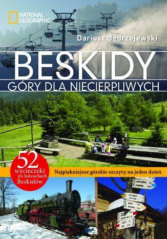 Okładka książki/ebooka Beskidy. Góry dla niecierpliwych