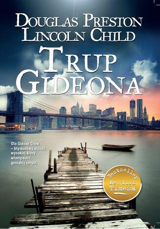 Okładka książki Trup Gideona