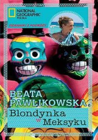 Okładka książki Blondynka w Meksyku