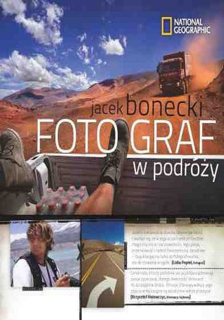 Okładka książki/ebooka Fotograf w podróży