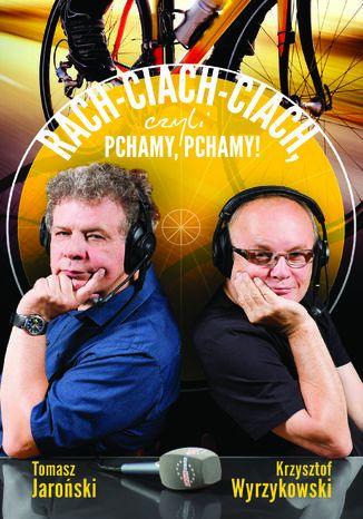 Okładka książki Rach-ciach-ciach, czyli pchamy, pchamy