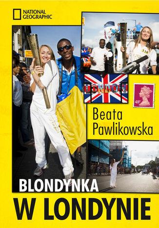 Okładka książki Blondynka w Londynie