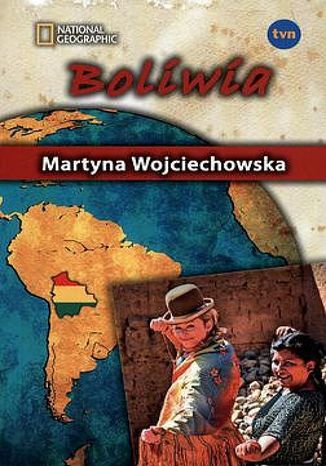 Okładka książki Kobieta na krańcu świata. Boliwia