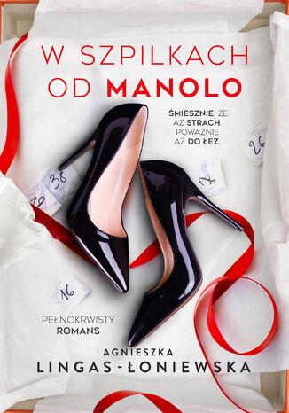 Okładka książki/ebooka W szpilkach od Manolo