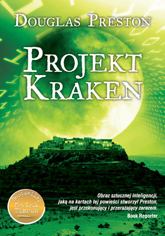 Okładka książki/ebooka Projekt Kraken