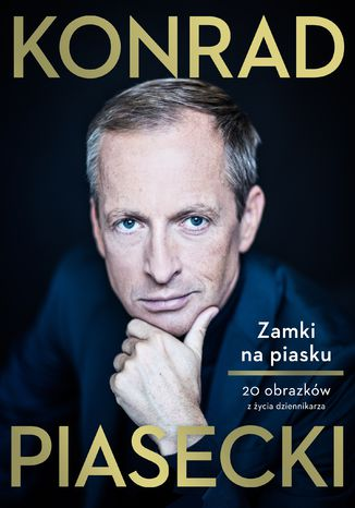 Okładka książki/ebooka Zamki na piasku. 20 obrazków z życia dziennikarza