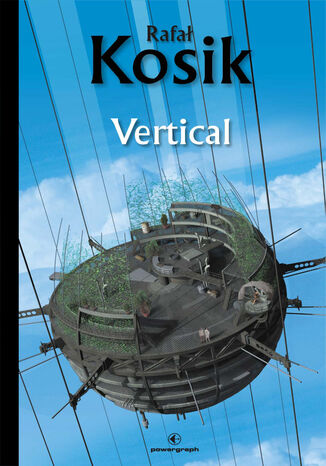 Okładka książki/ebooka Science Fiction z plusem. Vertical