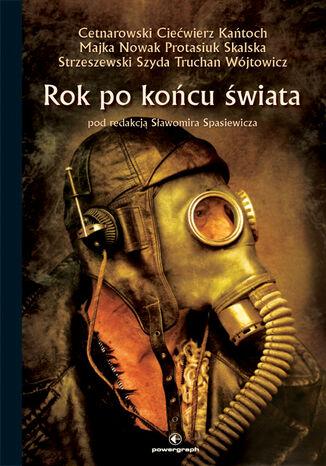 Okładka książki Rok po końcu świata