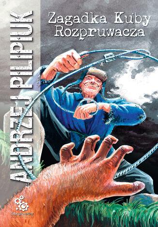 Okładka książki Zagadka Kuby Rozpruwacza