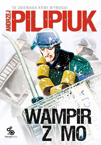 Okładka książki/ebooka Wampir z MO