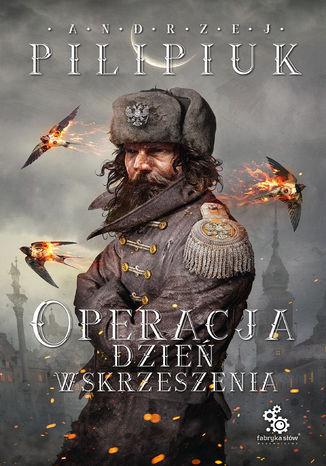 Okładka książki/ebooka Operacja Dzień Wskrzeszenia