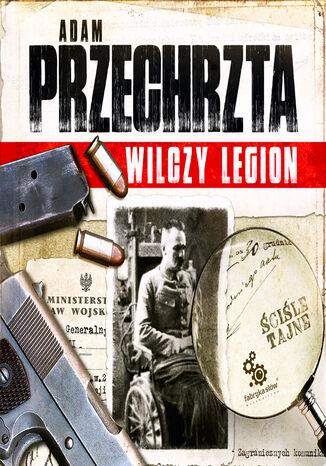 Okładka książki Wilczy Legion