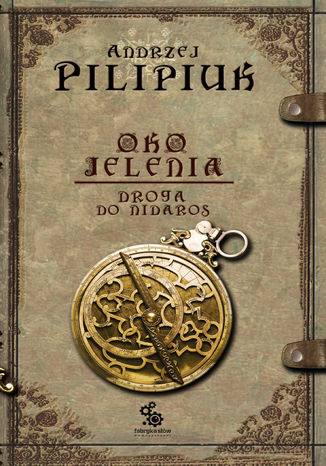 Okładka książki/ebooka Oko Jelenia. Droga do Nidaros