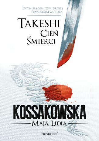 Okładka książki/ebooka Takeshi. Cień Śmierci