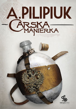 Okładka książki/ebooka Carska manierka