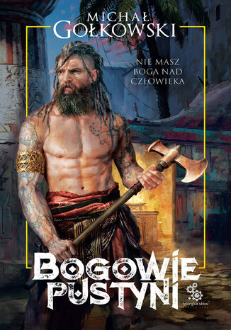Ebook Bogowie pustyni