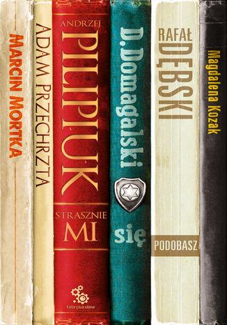 Okładka książki/ebooka Strasznie mi się podobasz