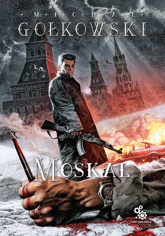 Okładka książki Moskal