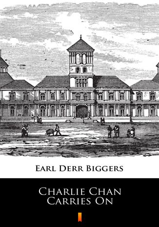 Okładka książki Charlie Chan Carries On