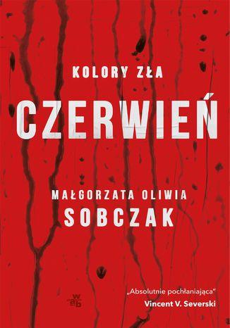 Okładka książki/ebooka Kolory zła. Czerwień. Tom 1