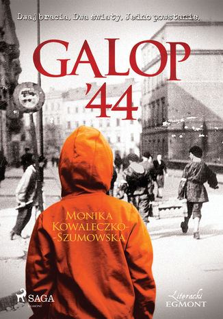 Okładka książki Galop  44