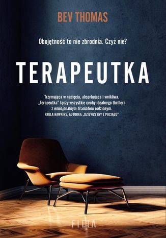Okładka książki Terapeutka