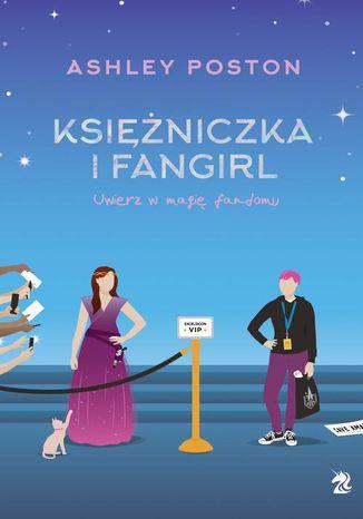 Okładka książki Księżniczka i fangirl