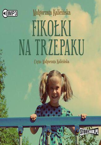 Okładka książki/ebooka Fikołki na trzepaku
