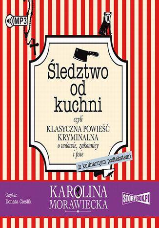 Okładka książki/ebooka Śledztwo od kuchni