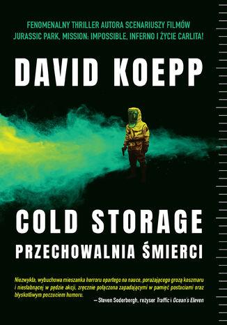Okładka książki/ebooka Cold Storage. Przechowalnia śmierci