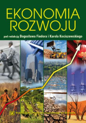 Okładka książki/ebooka Ekonomia rozwoju