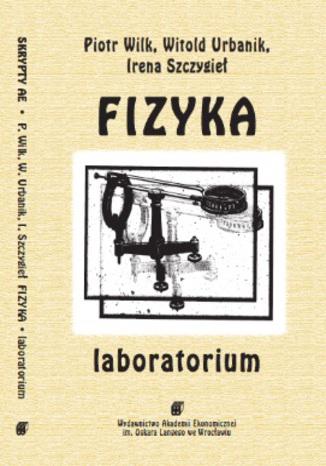 Okładka książki Fizyka laboratorium