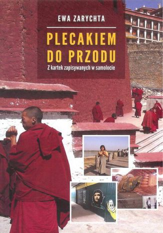 Okładka książki/ebooka Plecakiem do przodu