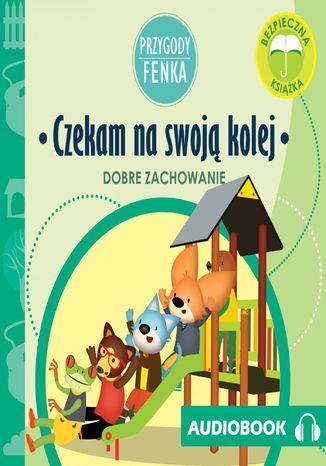 Okładka książki Przygody Fenka. Czekam na swoją kolej