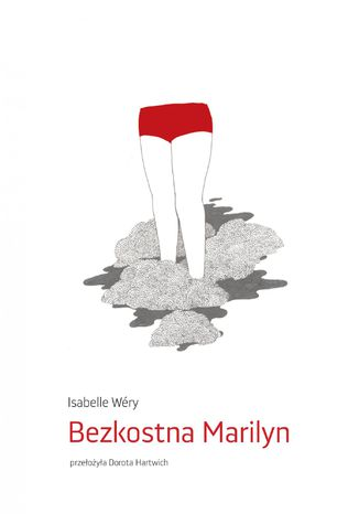 Ebook Bezkostna Marilyn