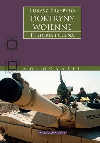 Okładka książki Doktryny wojenne. Historia i ocena