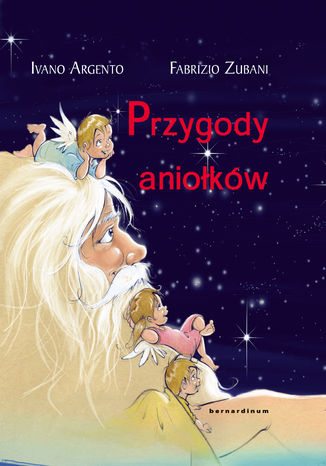Okładka książki/ebooka Przygody aniołków