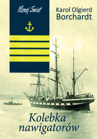 Okładka książki Kolebka nawigatorów