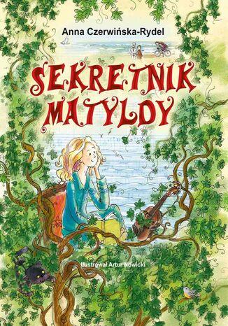 Okładka książki/ebooka Sekretnik Matyldy