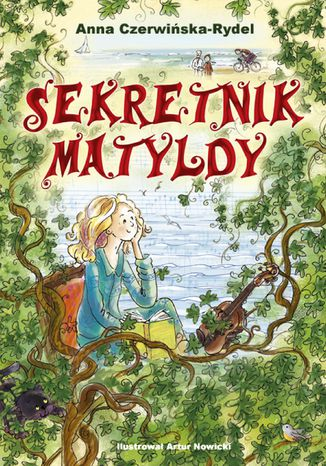 Okładka książki Sekretnik Matyldy