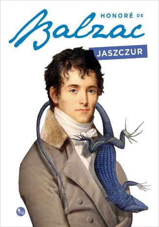 Okładka książki Jaszczur